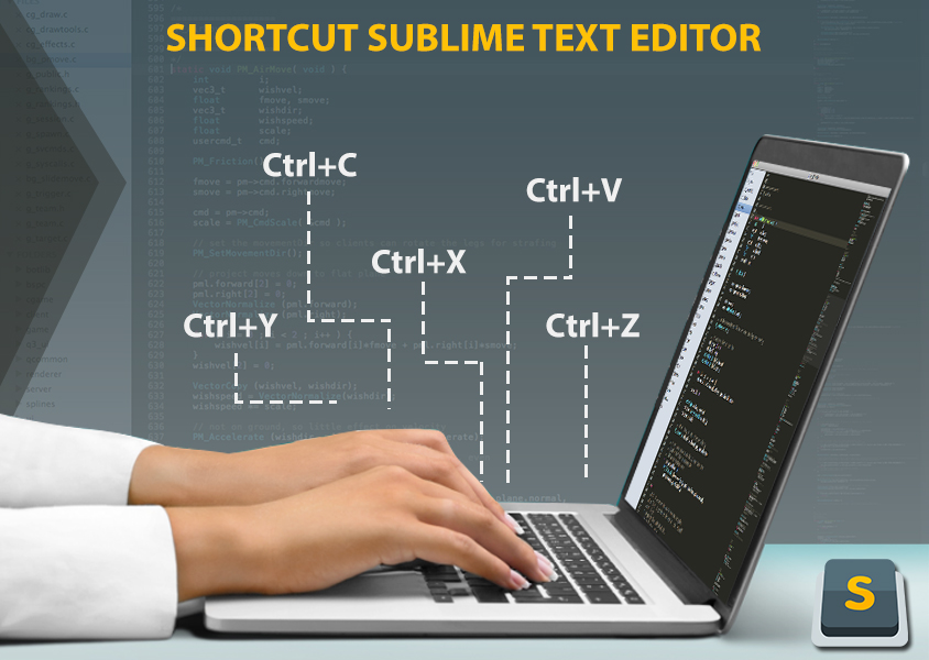 Shortcut Sublime Text Editor
