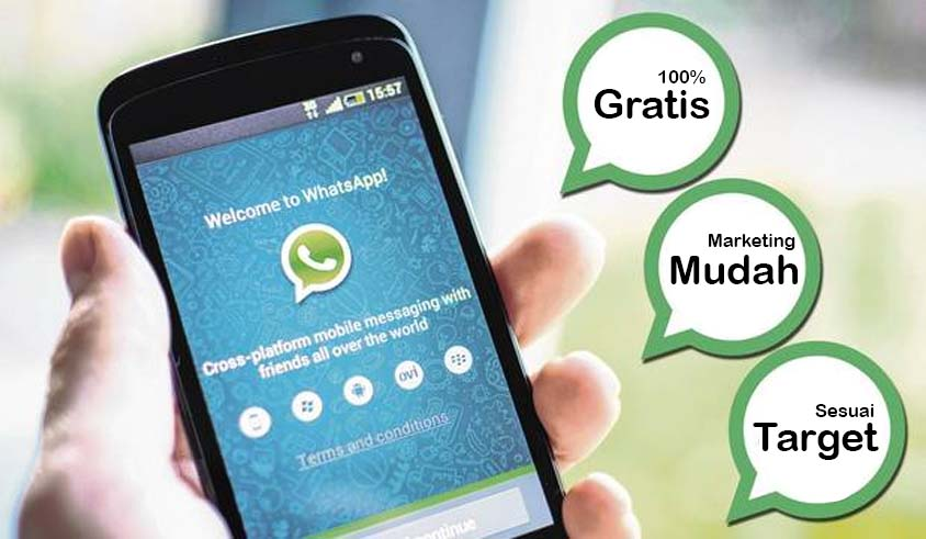 Cara Promosi Dengan Whatsapp Whatsapp Marketing