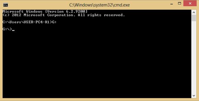 Virus Shortcut CMD