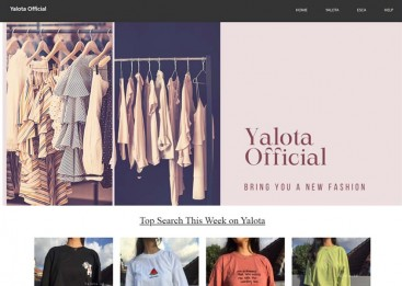 Kursus Web Design & SEO, Tugas Akhir Website