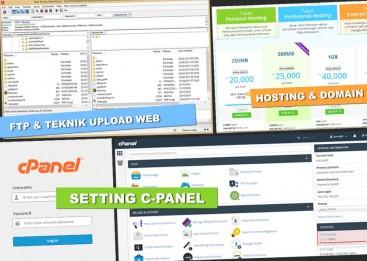 Trik sewa hosting dan beli domain