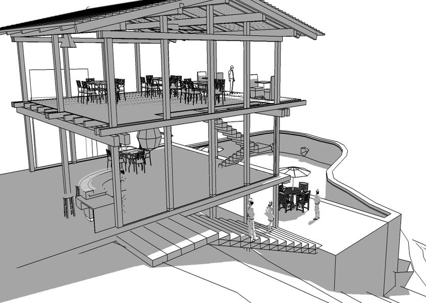 Kursus 3D, Kursus Komputer di Denpasar, desain interior, Desain Exterior, Modeling