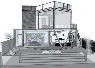 Kursus 3D di Denpasar, Sketchup