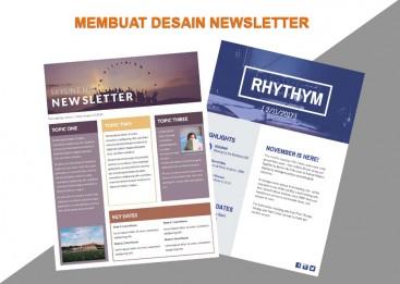 Kursus Internet Marketing, Newsletter