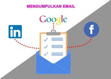 Kursus Internet Marketing, Database Email
