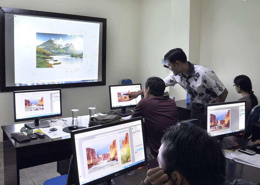 Fasilitas Belajar Komputer
