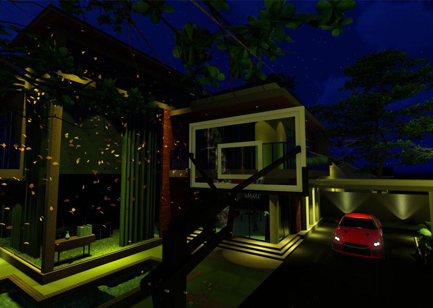 Kursus 3D, Desain Enterior, 3D, Lumion