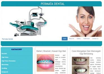 Kursus web dan SEO untuk promosi klinik