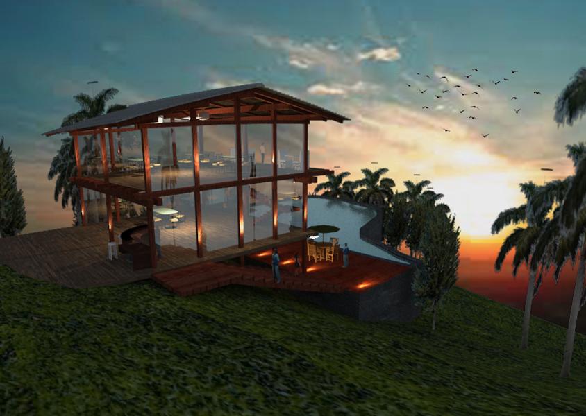 Kursus 3D, Kursus Komputer di Denpasar, desain interior, Desain Exterior, 3D