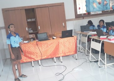 Pelatihan Office, Desa Jagapati, Training Karyawan