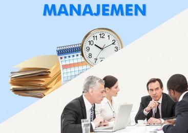 Kursus Internet Marketing, Manajemen