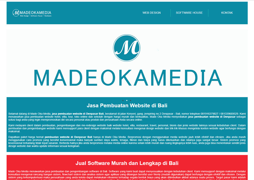 Kursus Web design, Desain Web, Belajar Web, web responsive, SEO