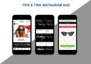 Kursus Internet Marketing, Instagram Ads