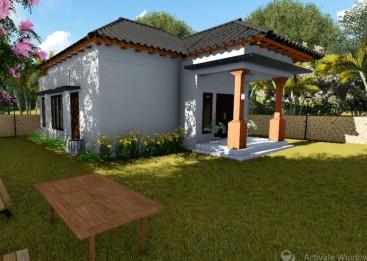 Kursus 3D di Denpasar, Sketchup, Lumion
