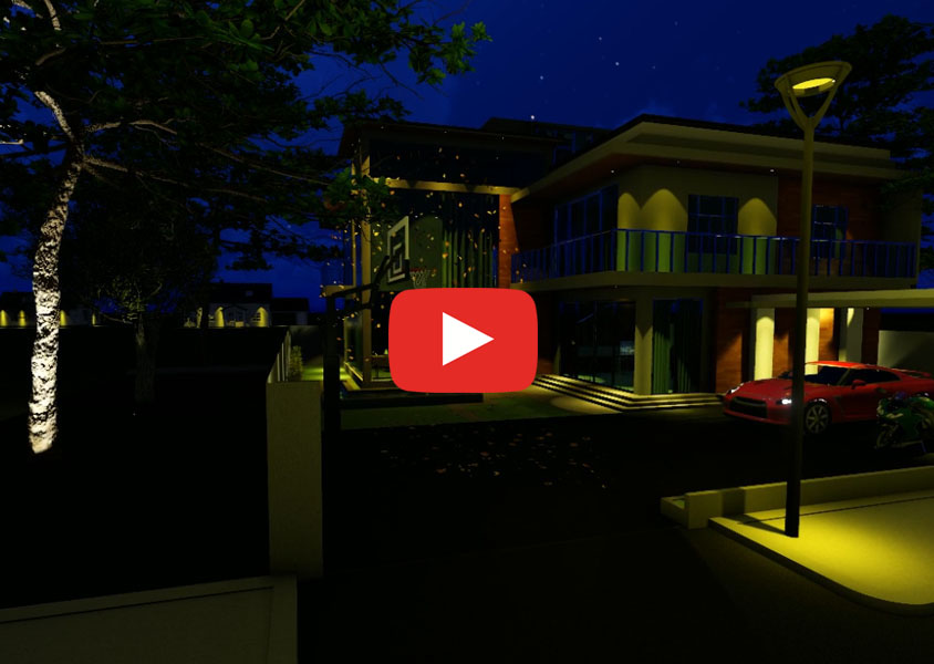 Kursus 3D, 3D Animation, Lumion