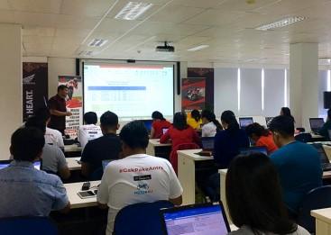 Pelatihan Excel, Training Karyawan