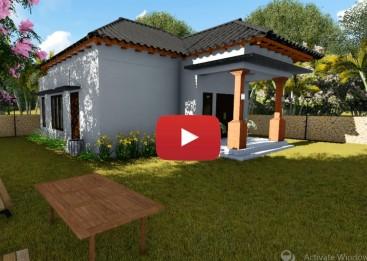 Kursus 3D di Denpasar, Sketchup, Lumion, 3D Animation