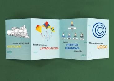 Kursus Desain Grafis untuk Anak, Illustrator,