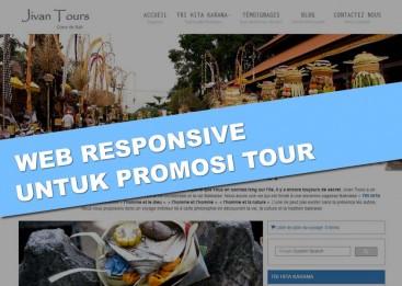 Web Responsive, SEO Friendly dan Branding