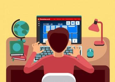 Kursus Komputer Anak SD, Game Pendidikan