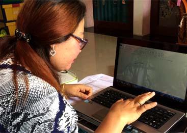 Kursus Privat Komputer Administrasi Perkantoran ke Rumah Sutini